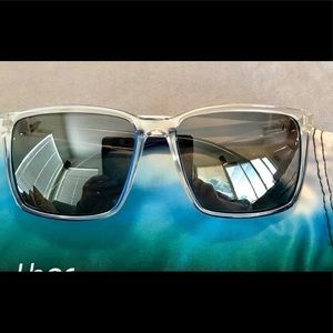 Von Zipper  Lesmore Christal/blue Gray Mirror lens